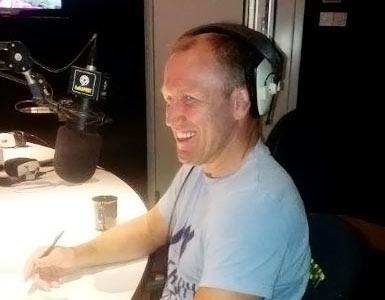 Neil Back TalkSport