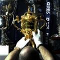 Rugby World Cup at Twickenham